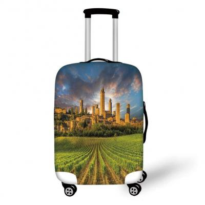 Travel Luggage Cover Suitcase Protector