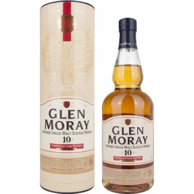 Glen Moray 10 Years Old Chardonnay Cask Special Reserve