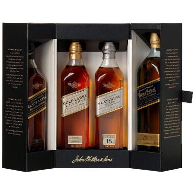 Johnnie Walker Collection Pack Blended Scotch Whisky