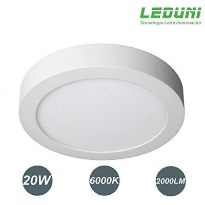 Downlight Panel Superficie Led